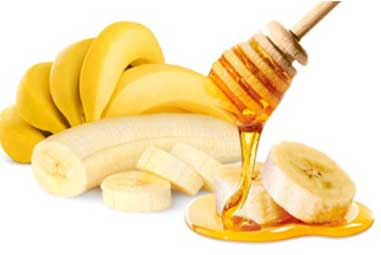 Banana and Honey Face Pack