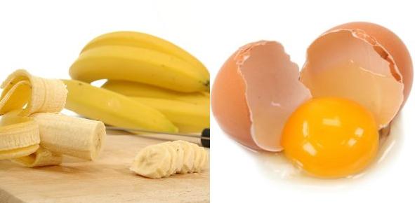 Banana Face Pack to Lighten Complexion