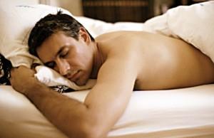 Beauty Tips for Men Sleeping