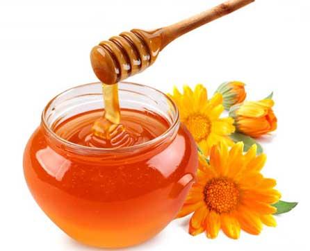 Honey Keeps Vision Perfect
