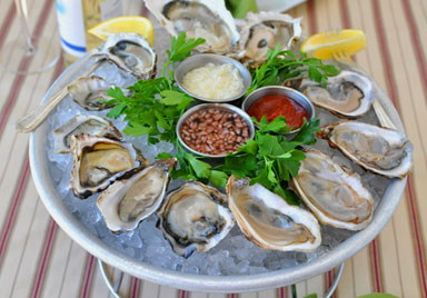 Best Foods for Healthy Hair Oysters