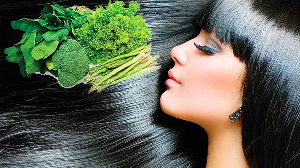 Best Foods and Natural Remedies for Healthy Hair