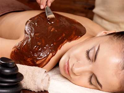 Honey and Chocolate Body Scrub