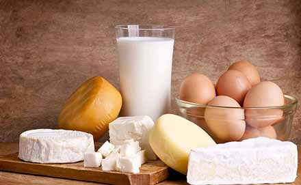 Choosing Dairy Products