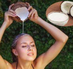 Coconut Milk for Hair Care: Hair Growth|Home Remedies