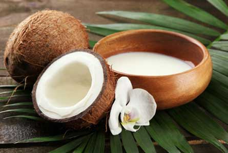 Coconut Milk Home Remedies that help Boost Hair Growth