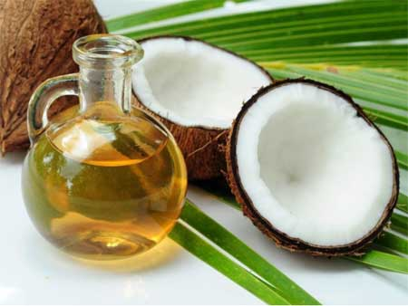 Coconut oil to Treat Hyperhidrosis