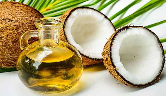 Coconut oil has triglycerides to boost metabolism
