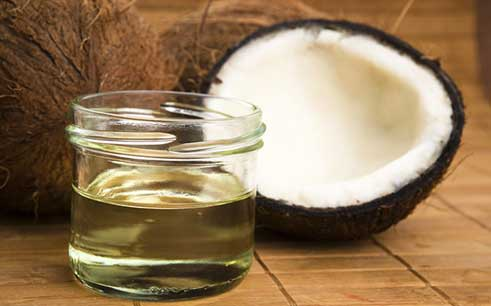 Coconut Oil to get Fresh Breath
