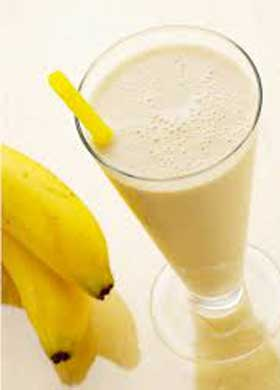 Day 3 of the GM Diet Plan: Eat banana along milk