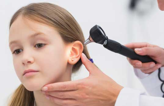 Diagnosis of Earache or Ear Pain