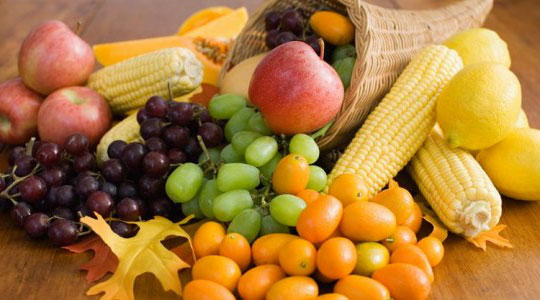 Diet Plans for Weight Loss Fruits and vegetables