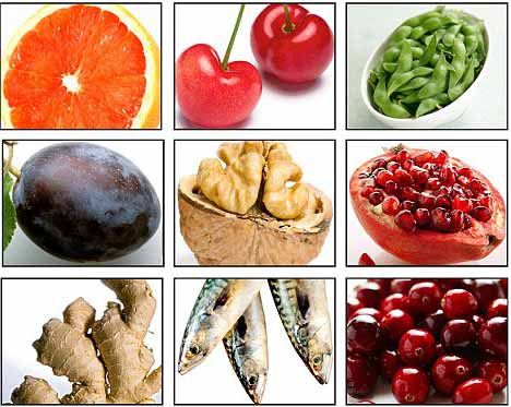 Foods that prevent Alzheimer's