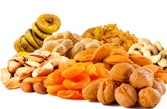Amazing Beauty Benefits Of Dry Fruits
