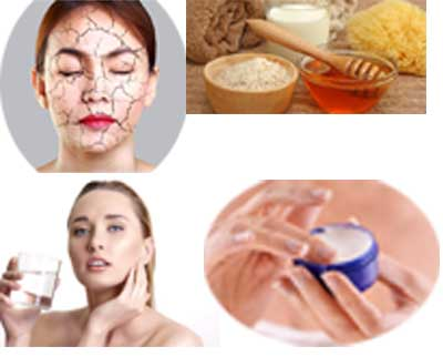Keep Dry Skin At Bay With These Home Remedies