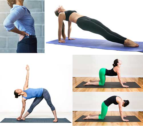 Easy And Effective Yoga Poses For Curing Back Pain