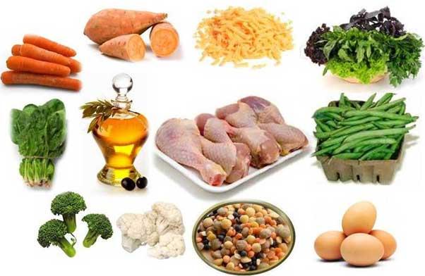 Eat Healthy Natural Food