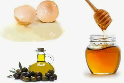Egg white Home Remedies that help Boost Hair Growth