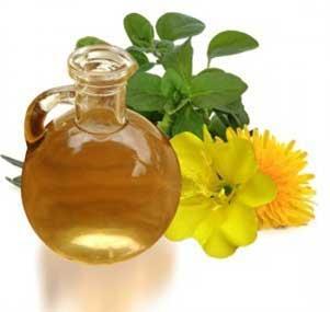 Evening primrose oil-