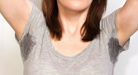 Simple Ways to Stop Excessive Sweating