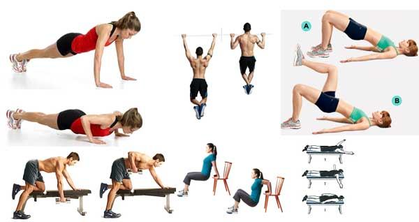 Exercises to Tone Back Muscles