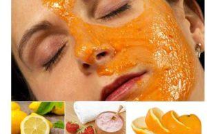 Simple Homemade Fruit Face Masks for Oily Skin