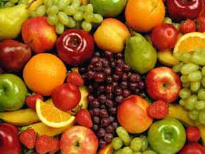 Food groups to be included in the diet of an elderly