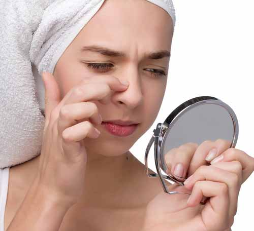 Gget Rid of Blackhead Fast Home Remedies