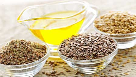 Flax Seeds Oil