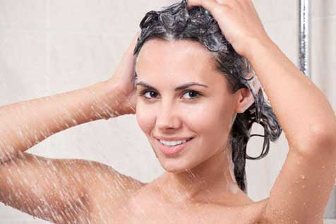 Common Hair Washing Blunders that Most Women Make in Shower