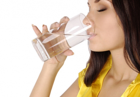 Have plenty of water to Live a Healthier Life