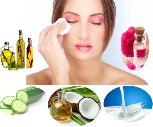 Home Made Natural Makeup Remover