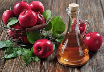 Remedies to cure Nose Bleeding: Apple Cider Vinegar