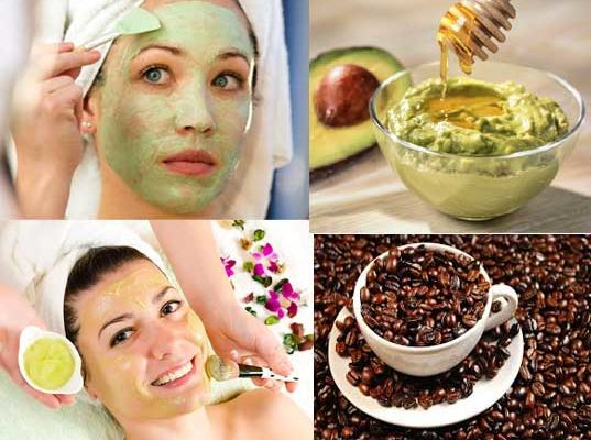 Homemade collagen face masks and face packs for younger looking skin