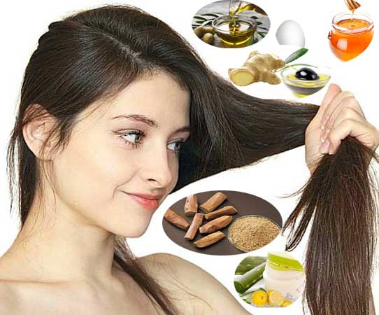 Homemade Hair Masks During Winter