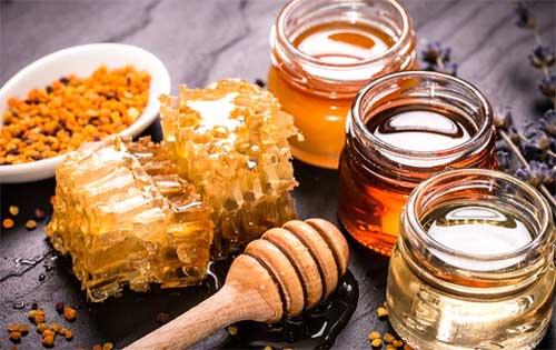 Honey is very effective in curing eye infections