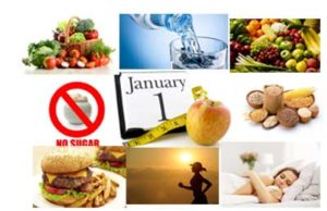 Healthy Diet Resolution for New Year