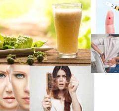 Benefits Of Noni Juice On Skin