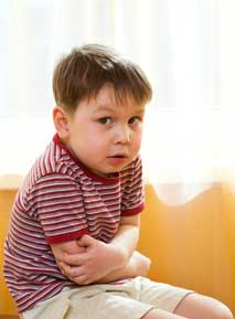 Symptoms of Toddler's constipation