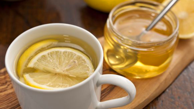 Lukewarm Lemon Water: Boost your Metabolism