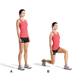Lunges Workouts