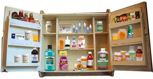 Maintain Medicine Cabinet