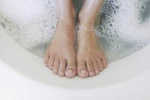 make your feet feel good