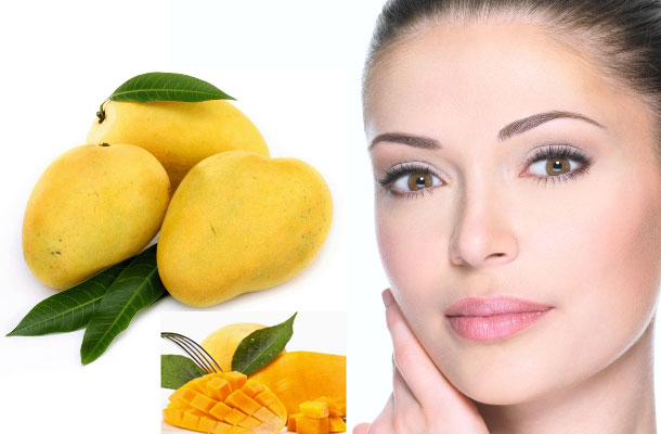 Homemade Mango Face Packs