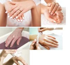 Simple to do Paraffin Wax Manicure at Home