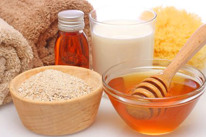 Milk Powder & Honey Face Pack