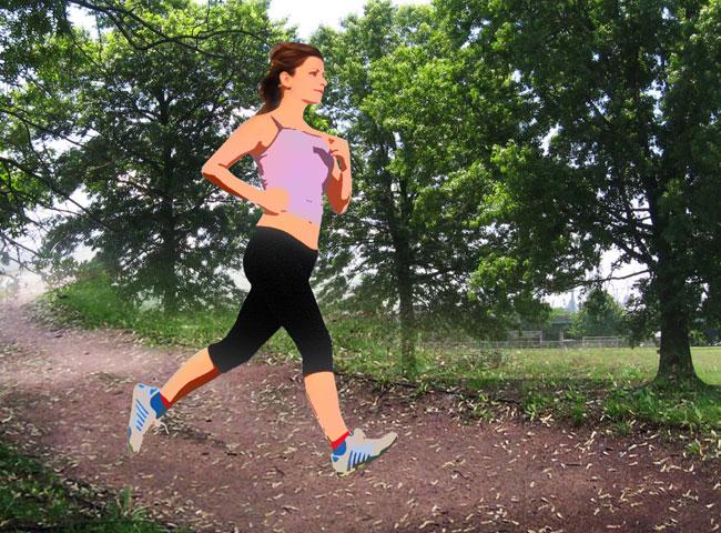 Multifarious Benefits of Running