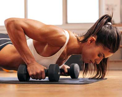 Ugli has protein which helps in building up the muscles