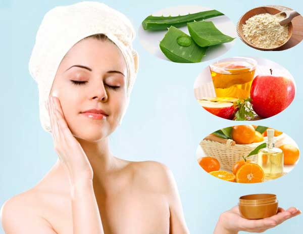 Natural Secrets that will Handle your Oily Skin