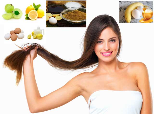 Natural Treatments to Prevent Excessive Hair Loss